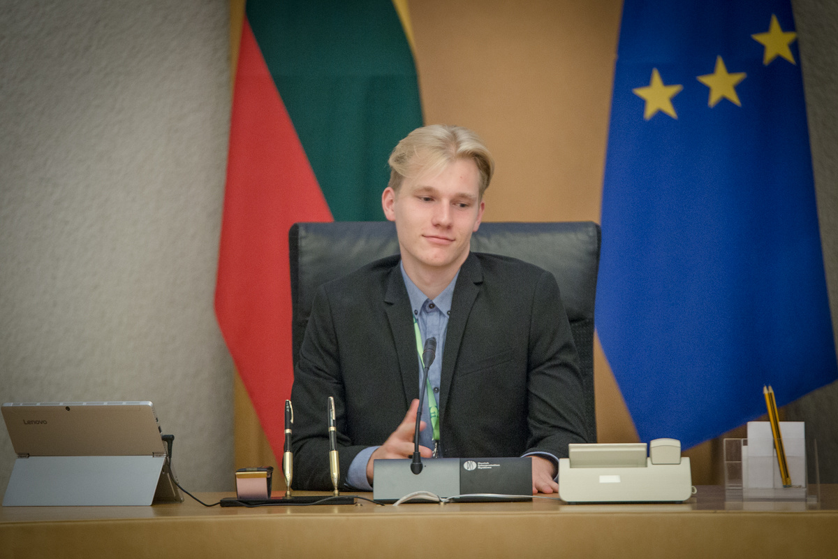 Karolis Živulskas – Vyriausybėje