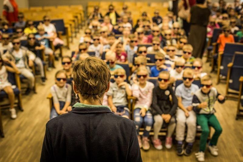 """Šiuolaikiškos """"Gamtukų"""" pamokos – tūkstančiams pradinukų"""
