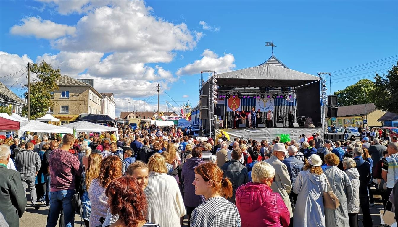 Skaudvilės miesto šventės linksmybės tęsėsi dvi dienas (FOTO)