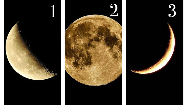 Išsirinkite mėnulį ir sužinokite savo pašaukimą
