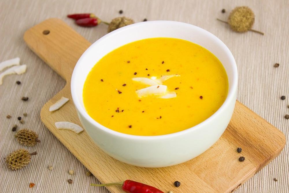 Trinta moliūgų sriuba– ir pietums, ir vakarienei