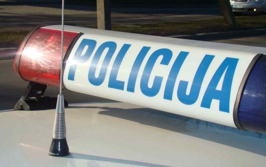 Šiauliuose - policijos tyrėjo avarija