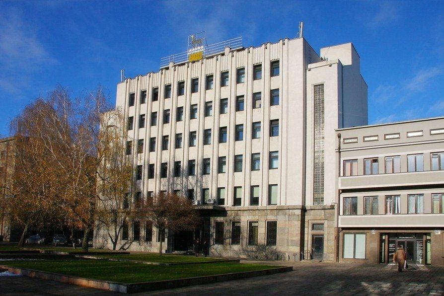 Kultūros ir meno kūrėjų atstovai: Kauno miesto savivaldybė pažeidė Vyriausybės nutarimą