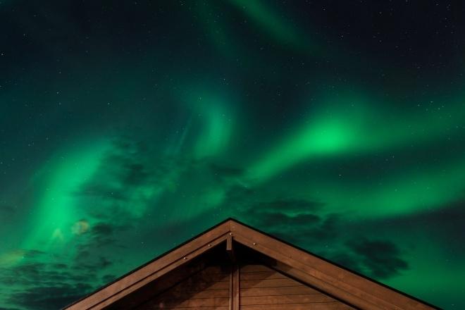 Lietuvai smogs geomagnetinė audra: galimos šiaurės pašvaistės