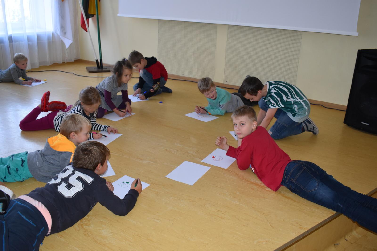 Šiaulių sanatorinėje mokykloje svečiuojasi Hamburgo lituanistinės mokyklos mokiniai ir mokytojai