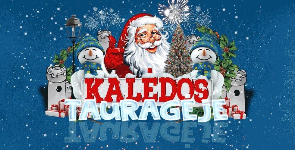 Gruodžio 1-ąją kartu įžiebkime Tauragės Kalėdų eglę!