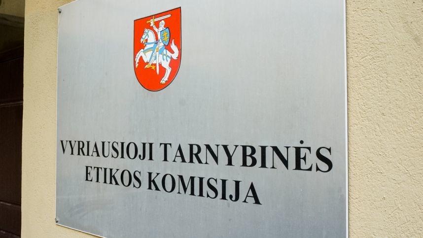 VTEK akiratyje - dviejų Vilniaus miesto nekilnojamojo kultūros paveldo vertinimo tarybos narių elgesys