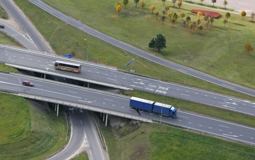 Kelių būklė ir eismo sąlygos