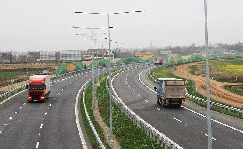 Atnaujintas eismas kelyje Vilnius-Panevėžys