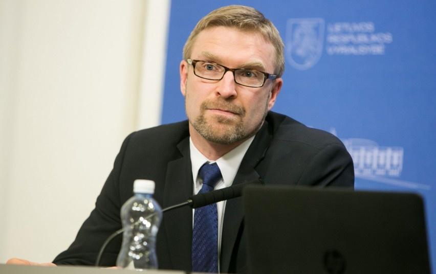 Anykščiuose lankysis Socialinės apsaugos ir darbo ministras L. Kukuraitis