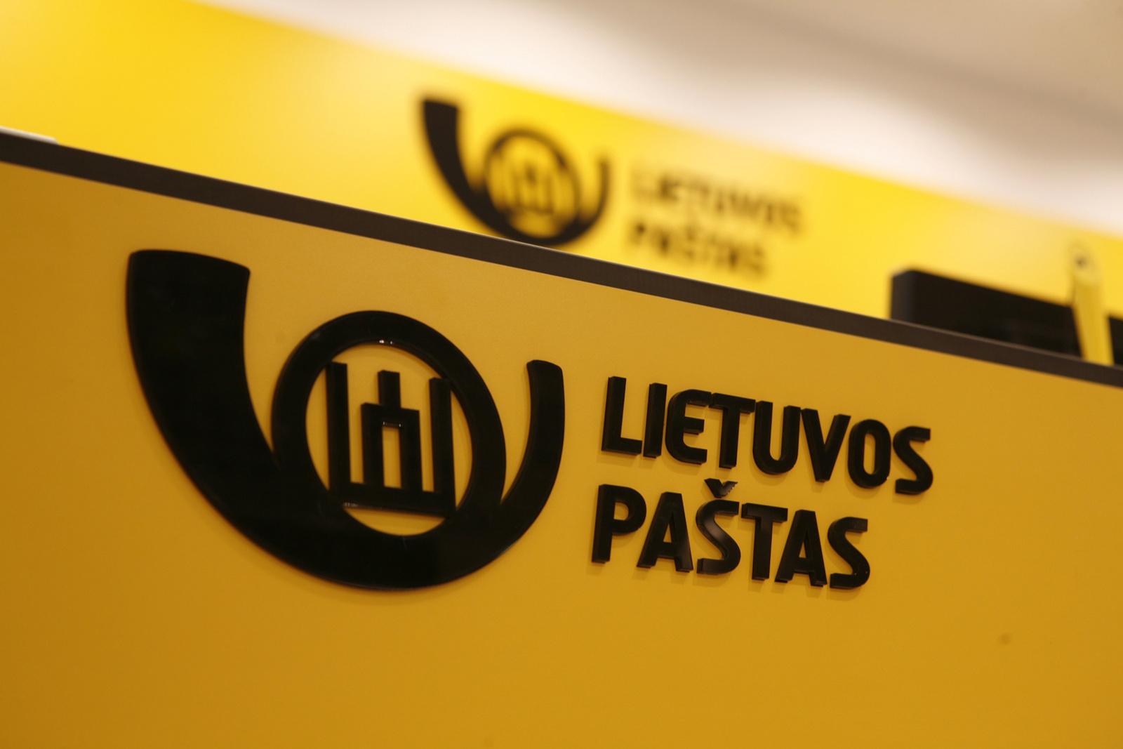 Lietuvos paštas informuoja apie laikinus veiklos pokyčius