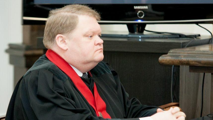 Nuo pareigų nušalintas neblaivus vairavęs prokuroras D. Baraniūnas