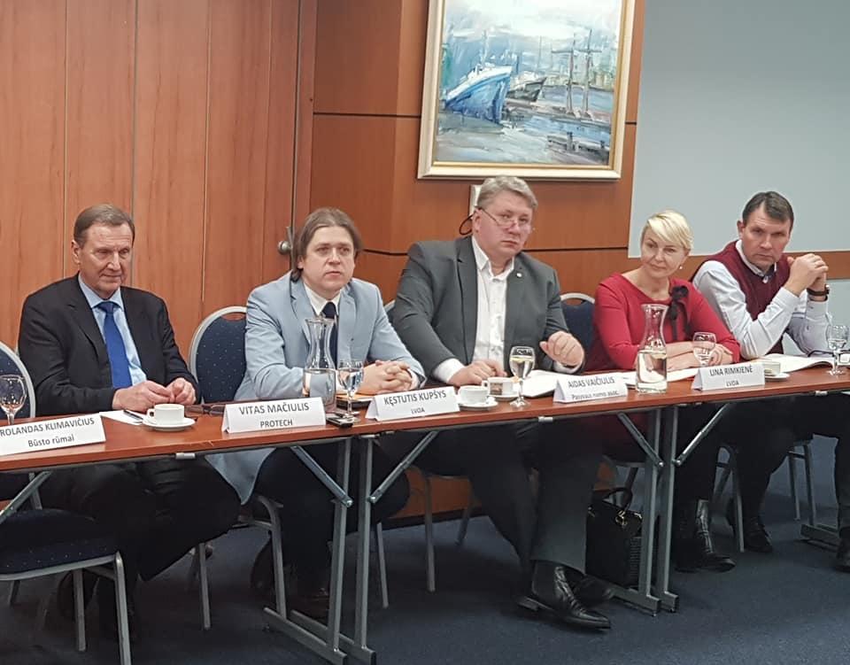 VTEK nusprendė tirti Mažeikių rajono savivaldybės tarybos narės L. Rimkienės elgesį