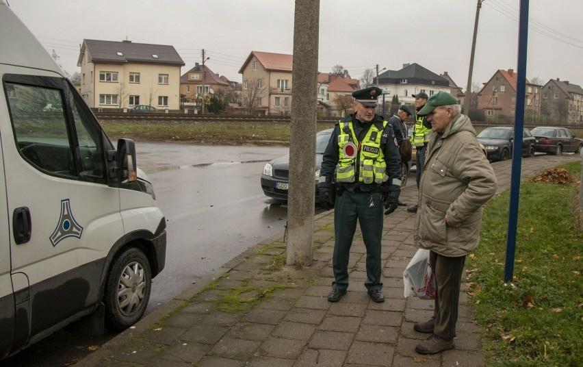 Klaipėdos miesto pareigūnai vėl dirbo dėl saugumo geležinkeliuose