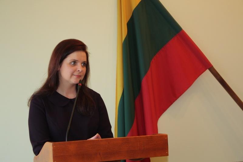 Savivaldybės administracijos direktorė pasitraukė iš pareigų