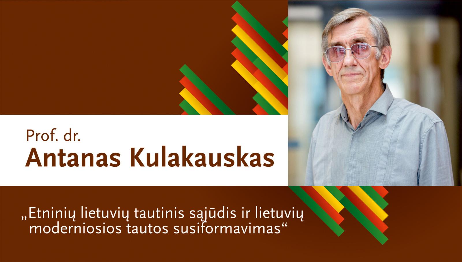 Chaimo Frenkelio viloje – vieša prof. dr. Antano Kulakausko paskaita