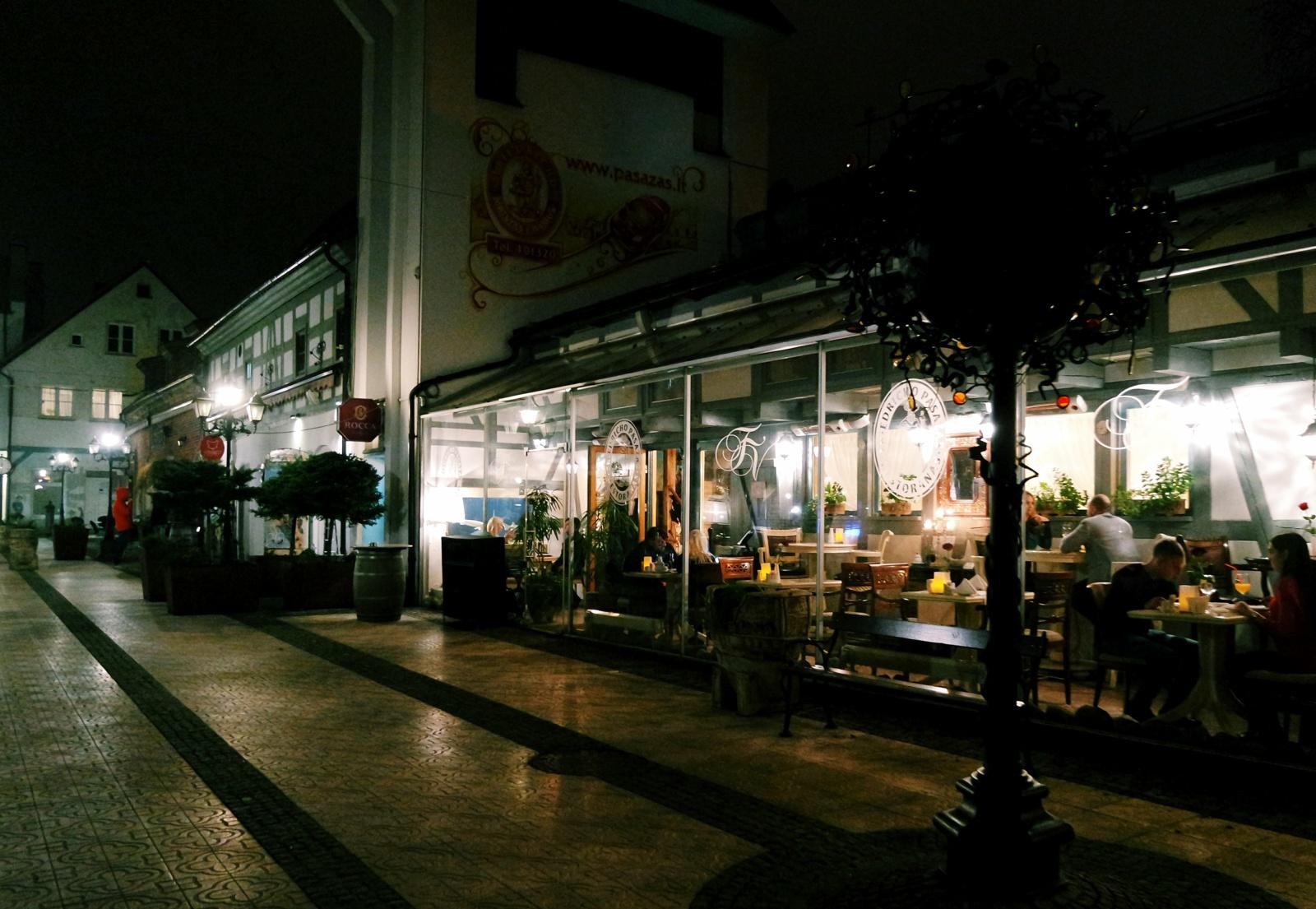 "Restoranų apžvalga: ""Trapiche Steakhouse"""