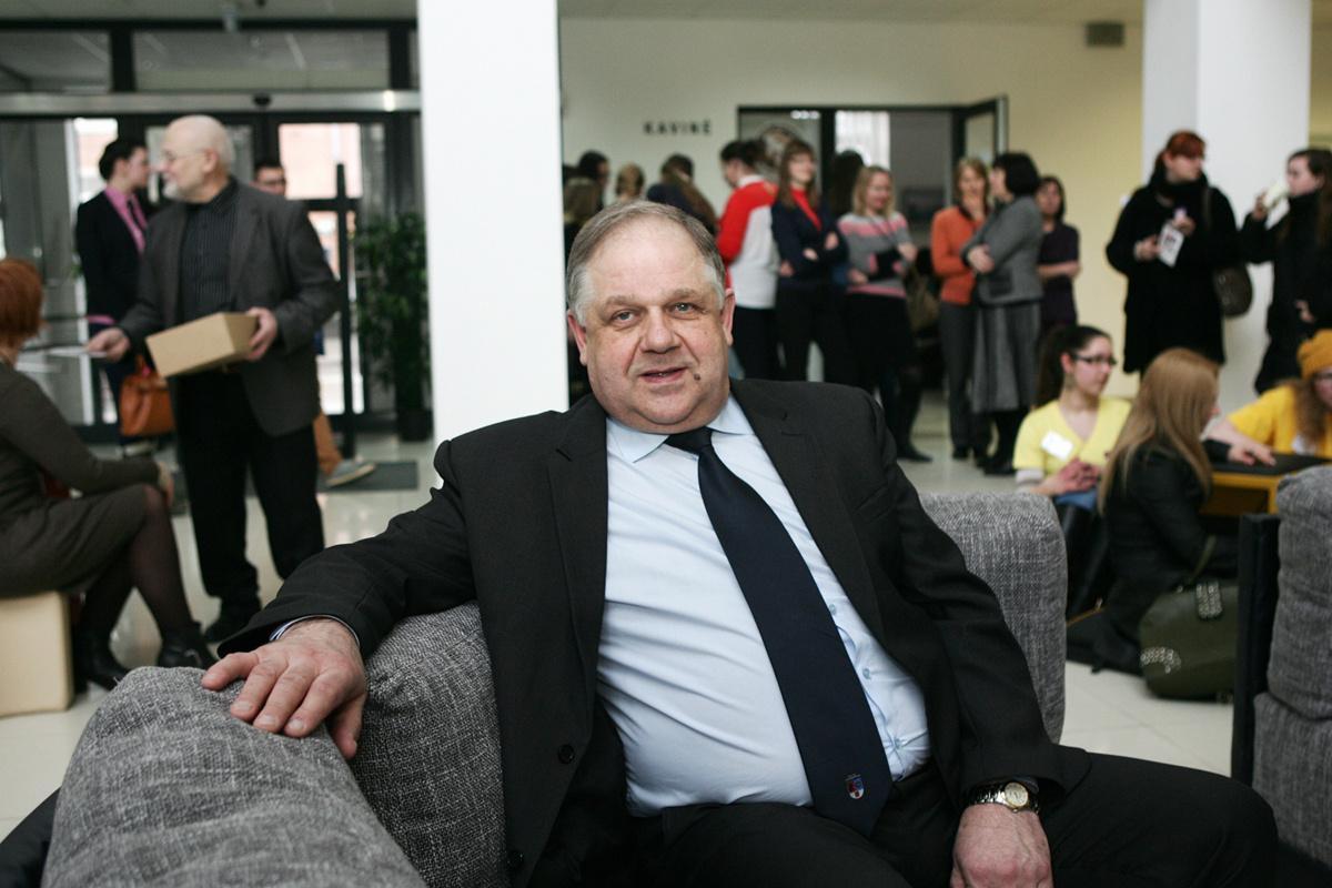 Šiaulių aukštajai mokyklai – 70. Prof. D. Jurgaitis: dar devintame dešimtmetyje Vilnius pripažino, kad ir Šiauliuose yra rengiami matematikai