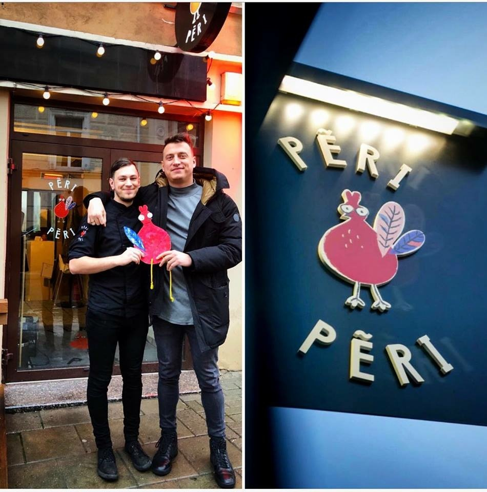 PERI PERI darbuotojas restoraną gavo vos už 1 eurą