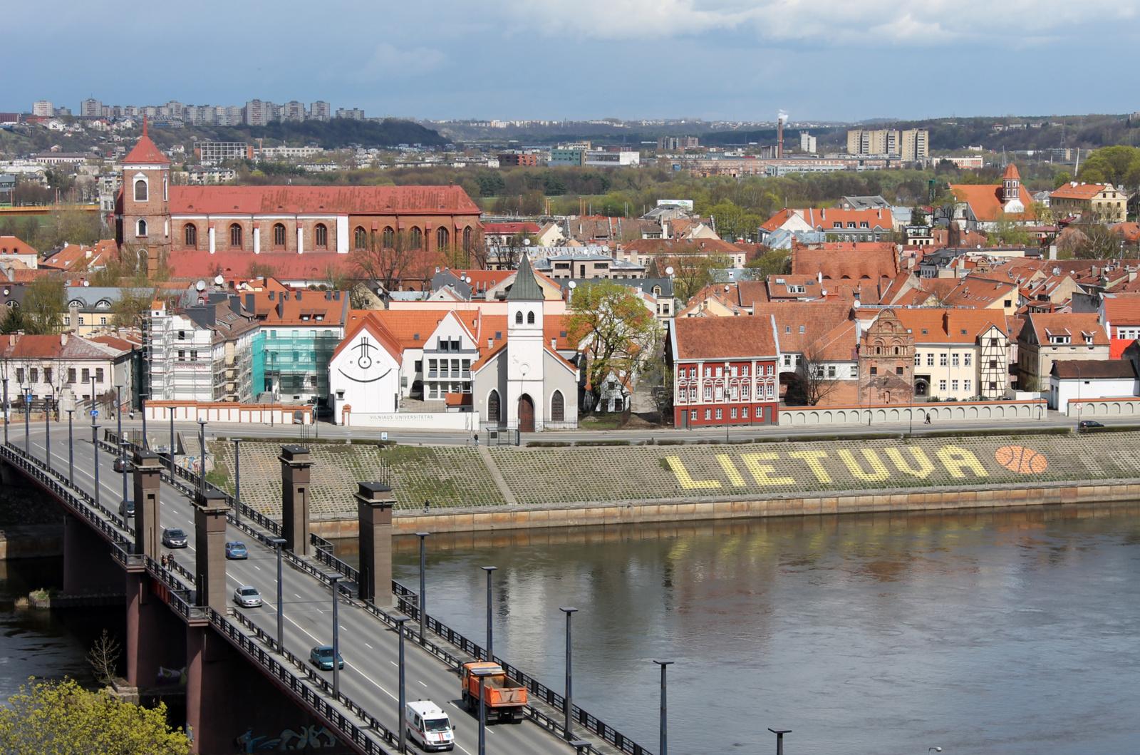 """""""Kaunas IN"""": ambicingi miesto plėtros planai virsta tikrove"""