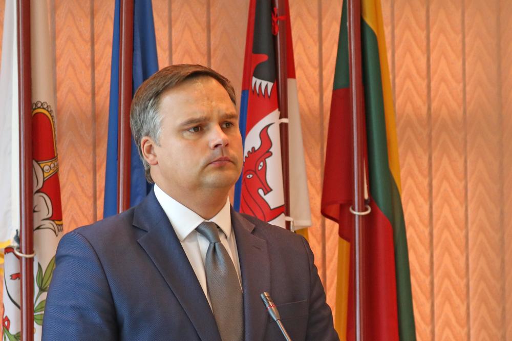 Marijus Velička dėl Šiaulių miesto vadovų kreipiasi į STT