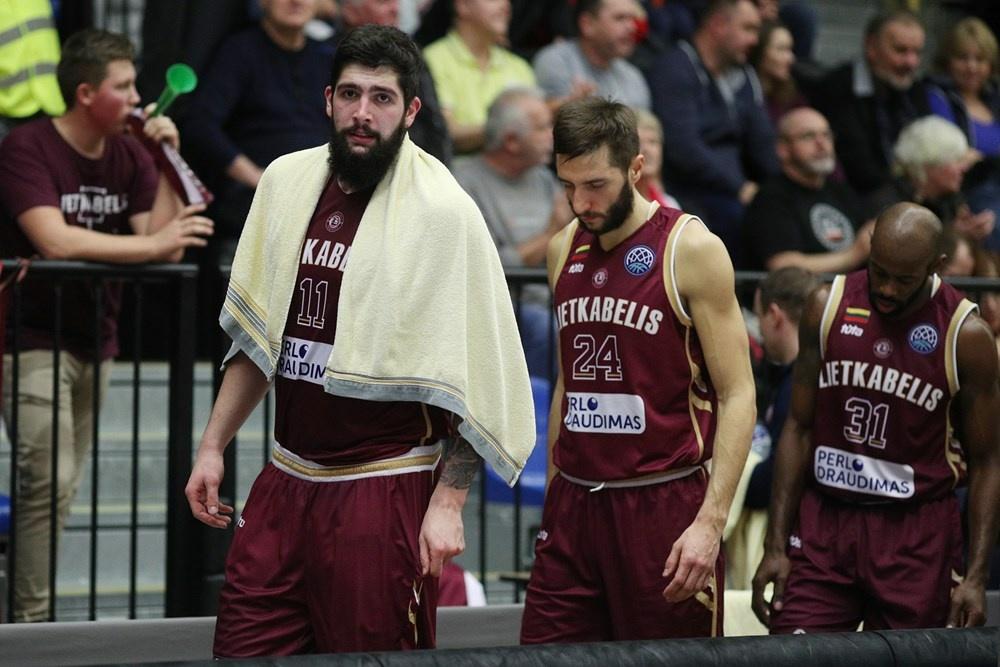 """""""Lietkabelio"""" krepšininkai pralaimėjo Čekijoje"""