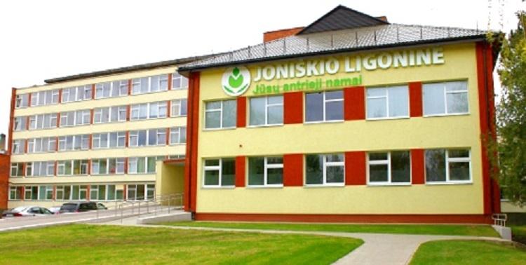 Joniškio ligoninė sustabdė Traumatologinio skyriaus veiklą