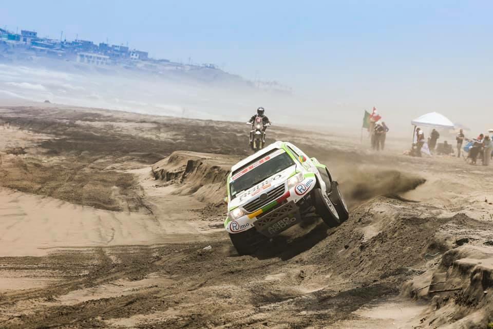 """""""Top 10"""" baudų Dakaro ralyje"""