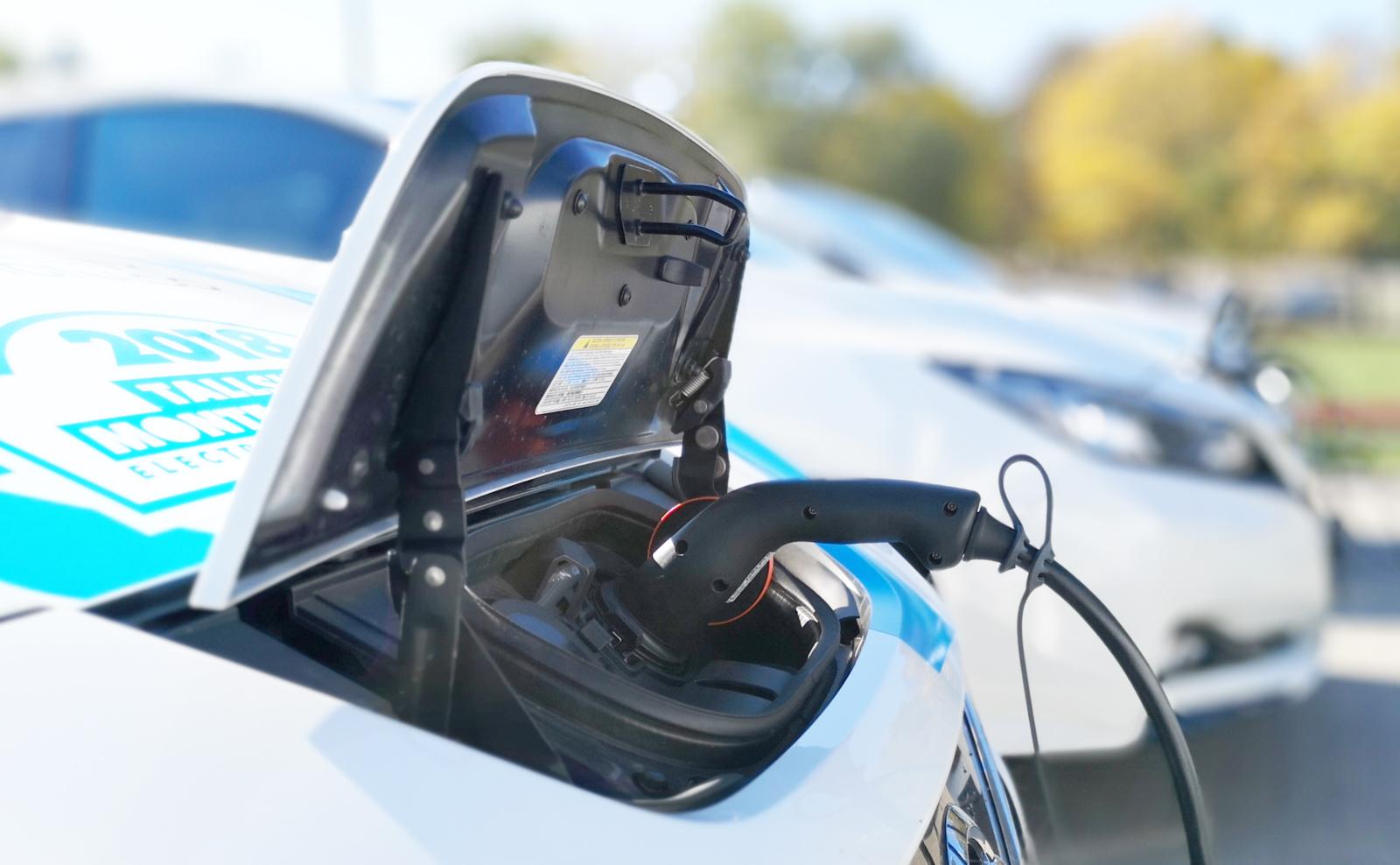 Ignalinoje atsirado elektromobilių įkrovimo paslauga