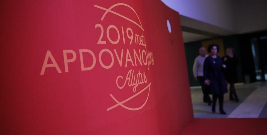 Alytaus metų apdovanojimų laureatai pagerbti 16-oje nominacijų (fotogalerija)