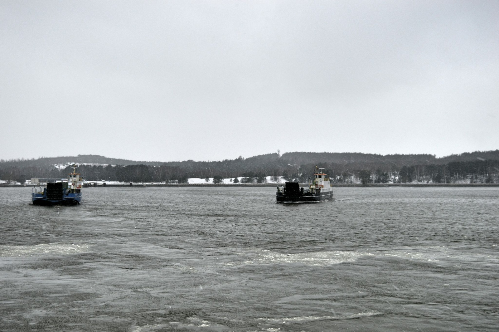 Lietuvoje vidaus laivybos sezonas šiemet bus savaite ilgesnis