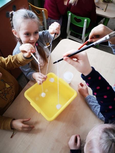 STEAM ugdymas įtraukia vaikus į eksperimentų ir bandymų pasaulį