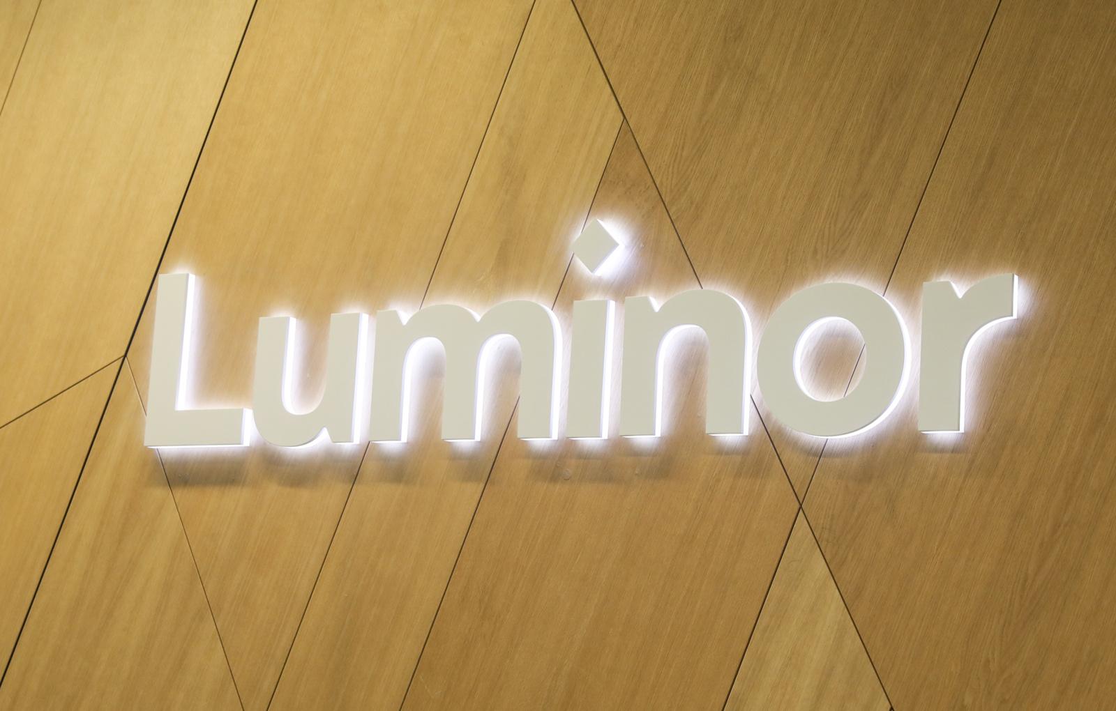 """""""Luminor"""" dėl situacijos Alytuje laikinai uždaro klientų konsultavimo centrą"""