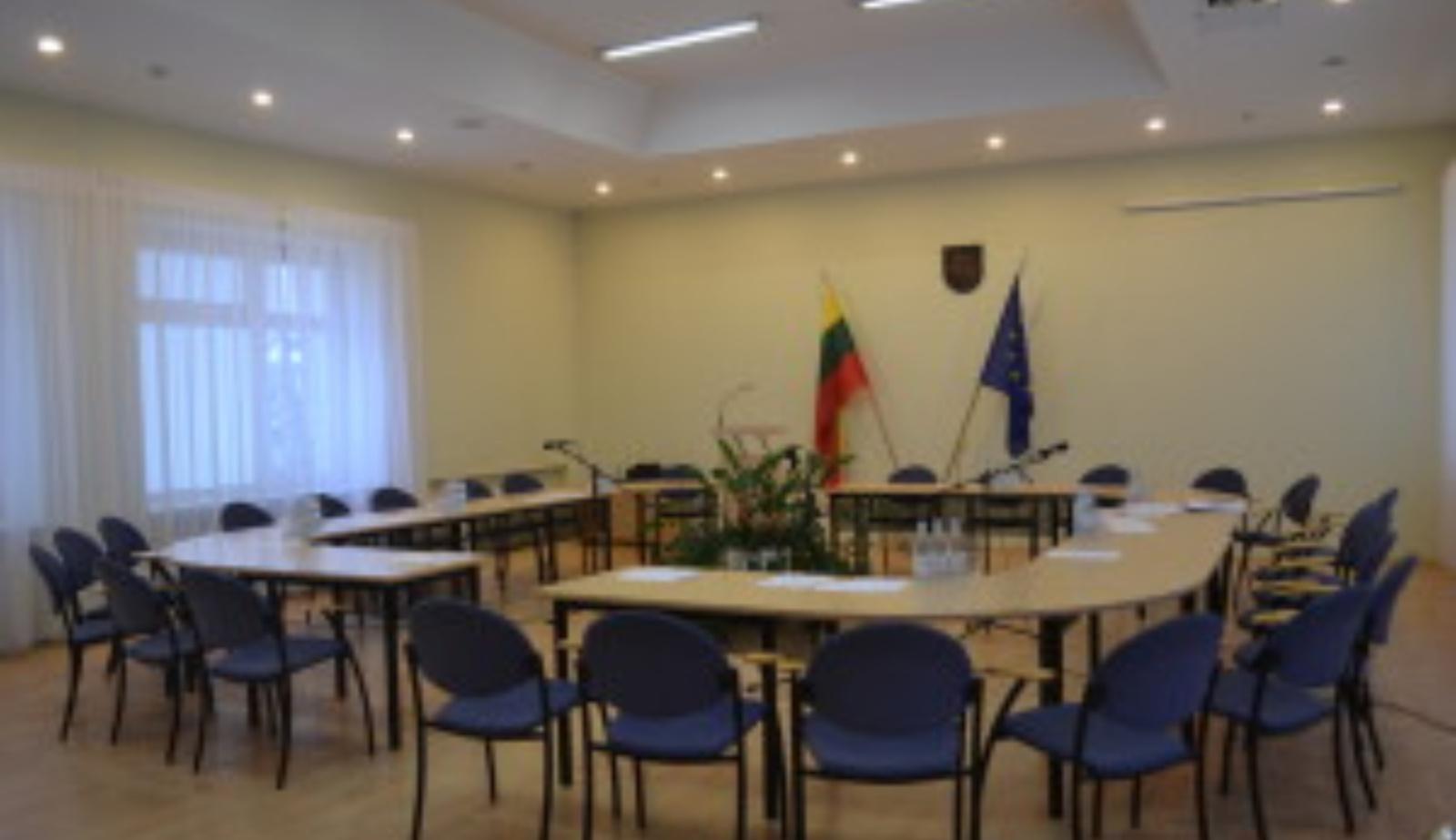 Širvintų rajono savivaldybė pardavė du butus
