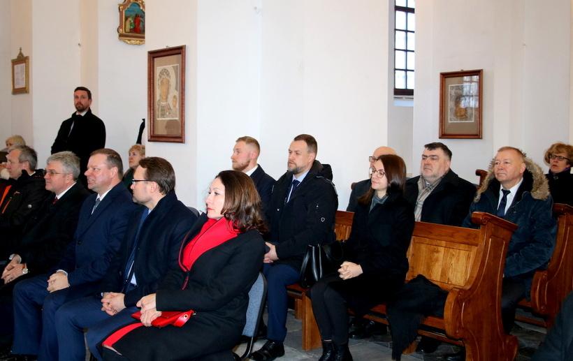 Meras su Premjeru Suvalkuose paminėjo Valstybės atkūrimo dieną