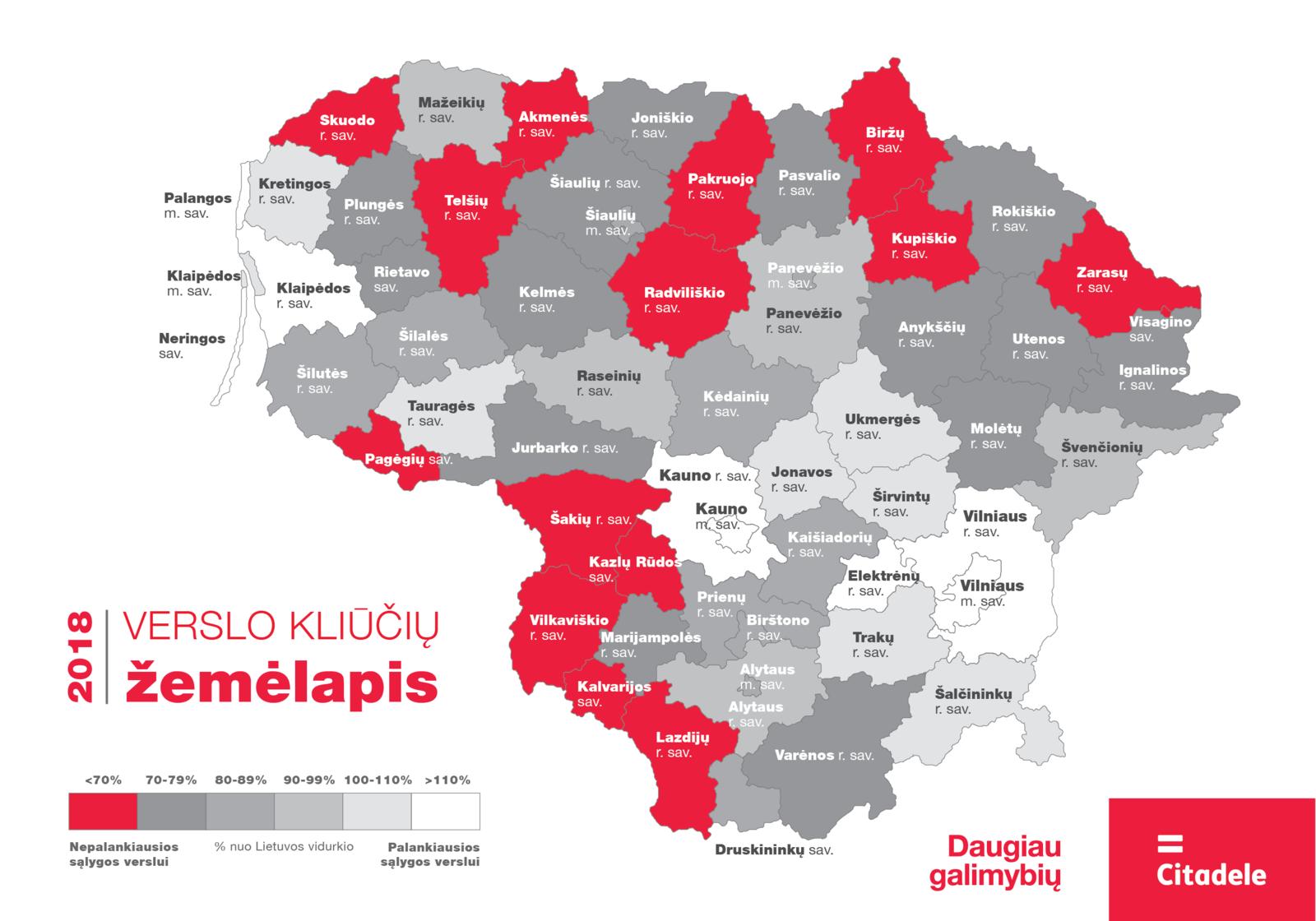 Verslo kliūčių žemėlapis: Lenkijos konkurenciją jaučiančių Alytaus regiono verslininkų optimizmas blėsta