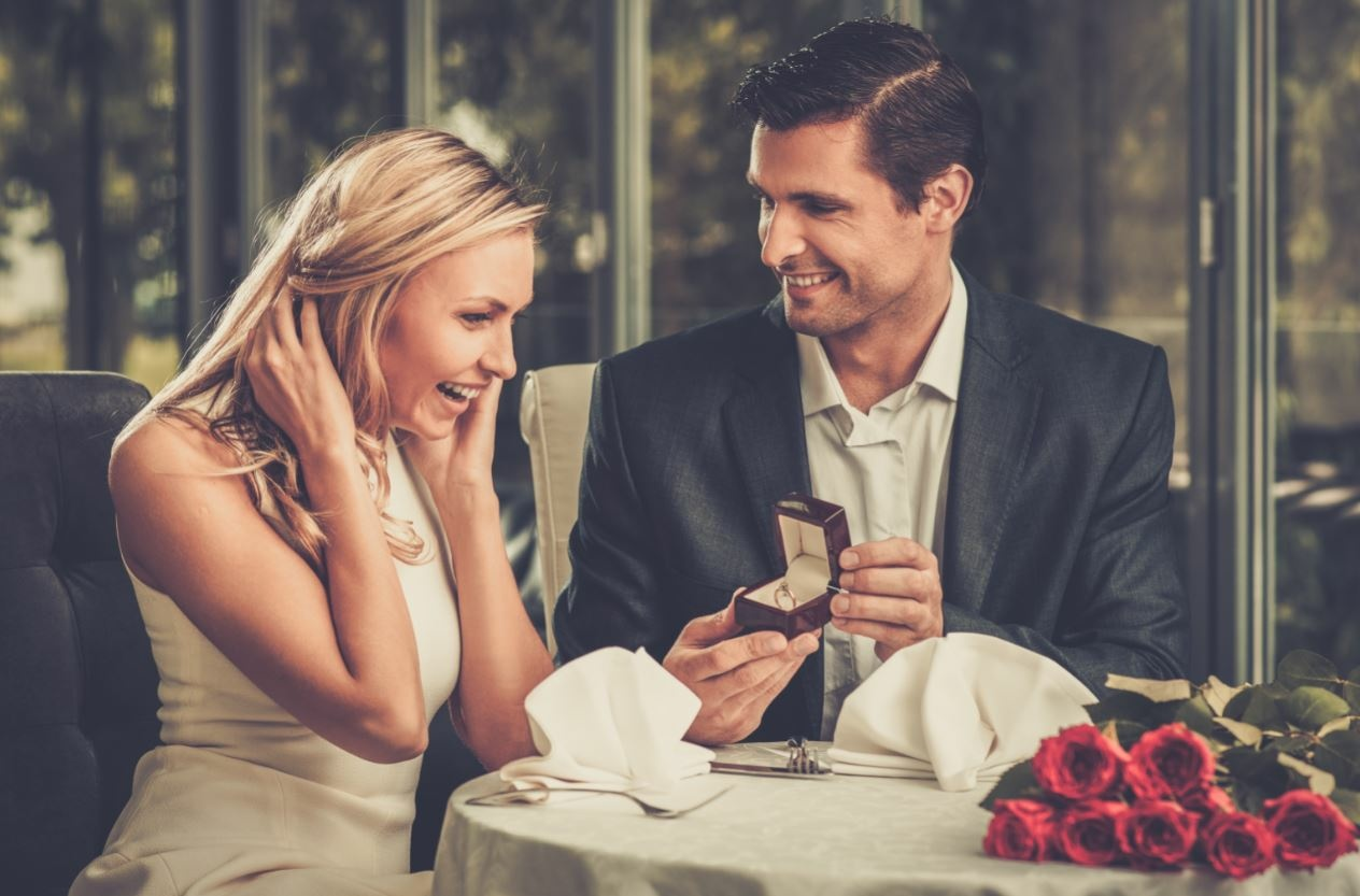 Valentino dieną restoranų rezervacijos muša metų rekordus