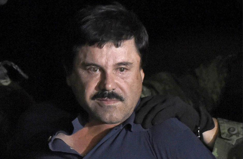 """Narkotikų baronas """"El Chapo"""" JAV teisme pripažintas kaltu"""