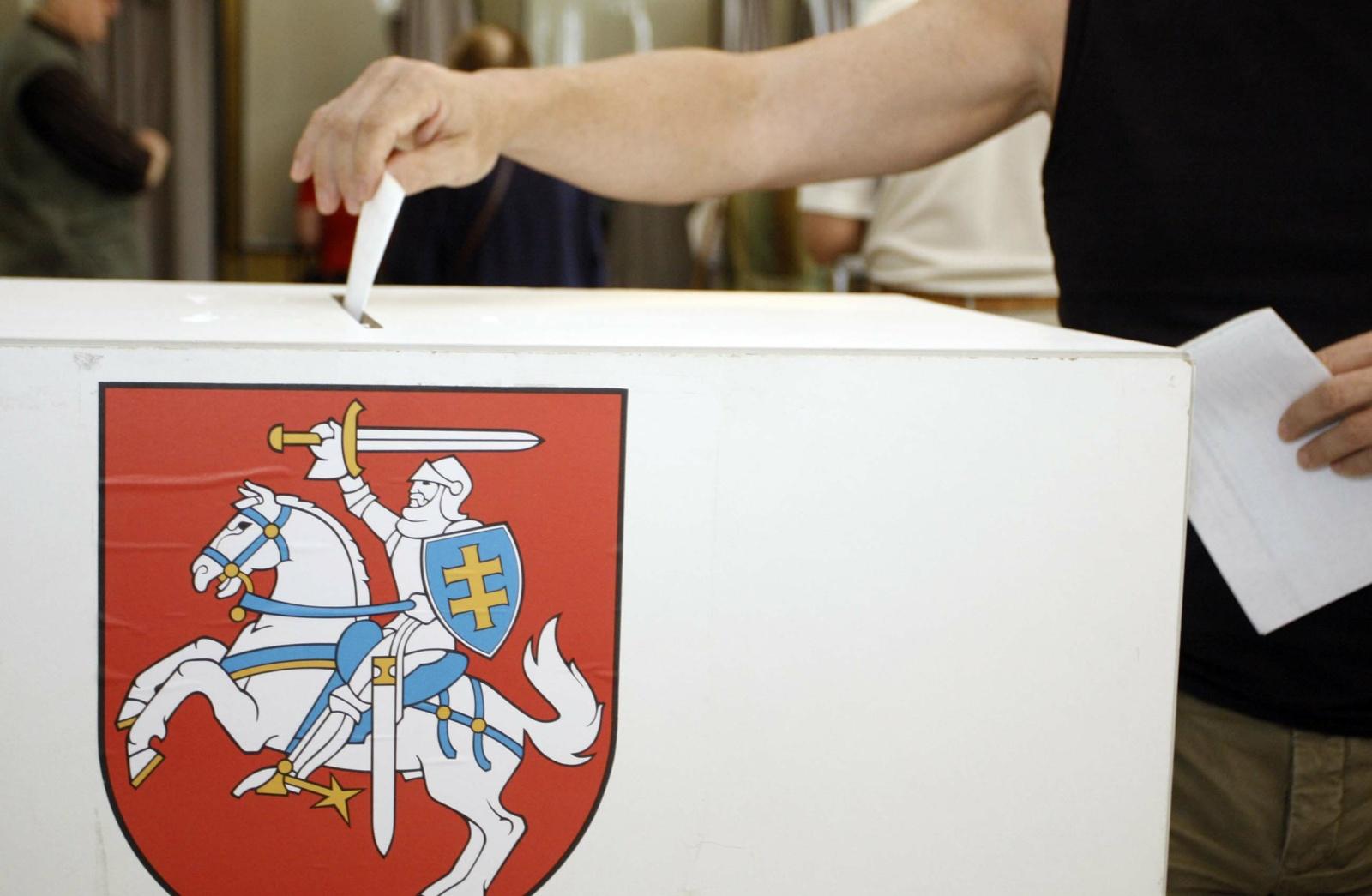 Socialdemokratai: TS–LKD, norėdami išsižadėti tiesioginių merų rinkimų, siekia susikurti sau palankią rinkimų sistemą