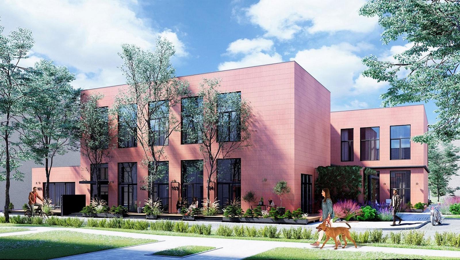 Vilniuje - naujas 25 loftų projektas, planuojama investuoti 1,5 mln. eurų