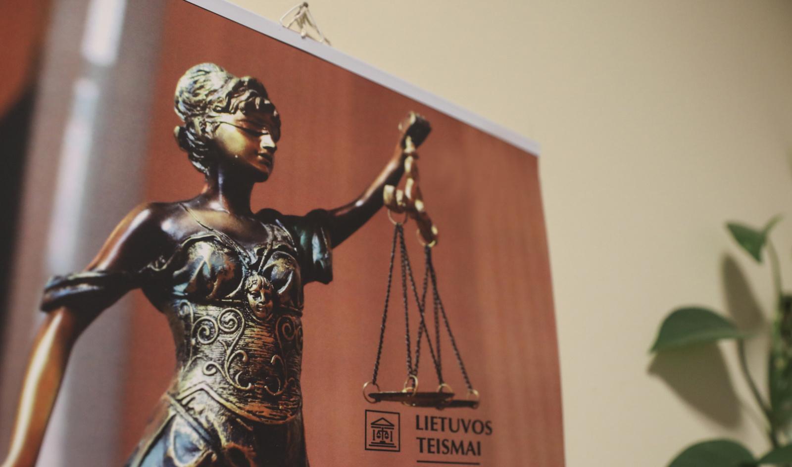 V. Bakas pateikė iniciatyvą pradėti apkaltą korupcija įtariamiems teisėjams