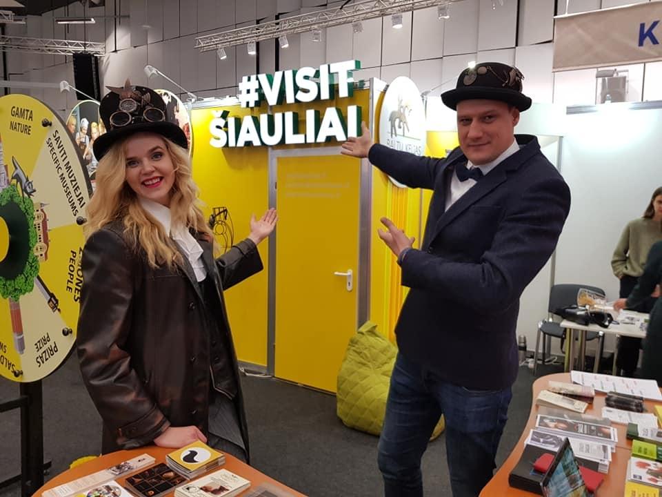 Nuo Vilniaus ir Rygos iki Talino... parodų