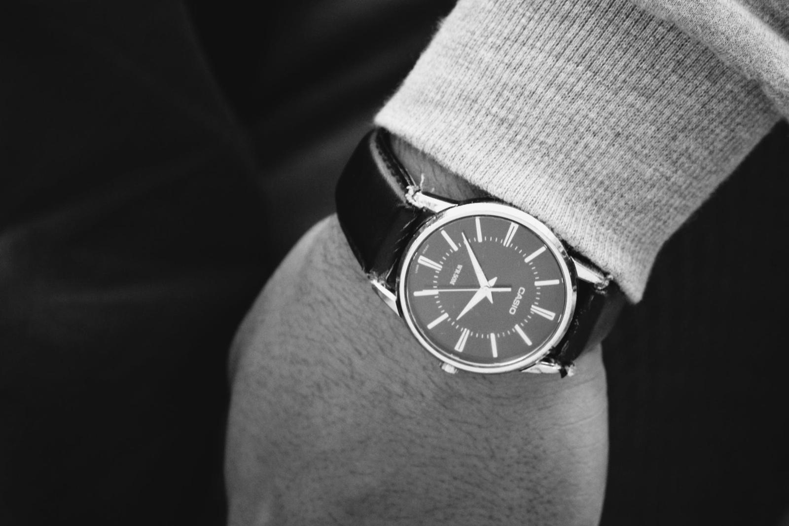 Segėti laikrodį verta ne tik dėl punktualumo