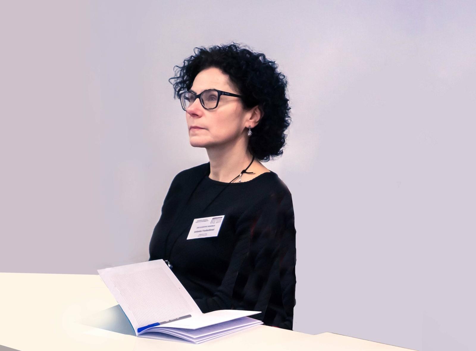 Doc. dr. Jolanta Vaskelienė: Daugelis iš mūsų naudojamės labai nedidele lietuvių kalbos žodyno dalimi