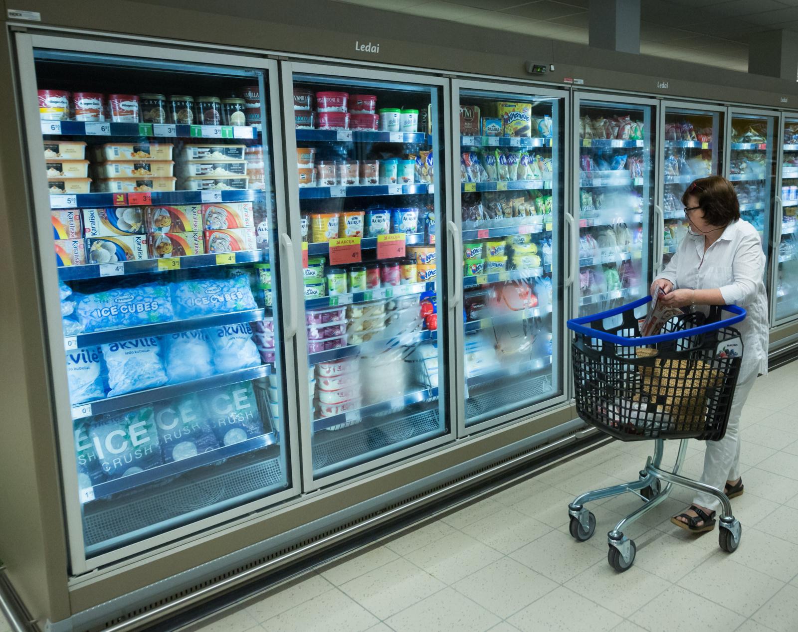 Rugpjūtį augo mažmeninės prekybos įmonių apyvarta