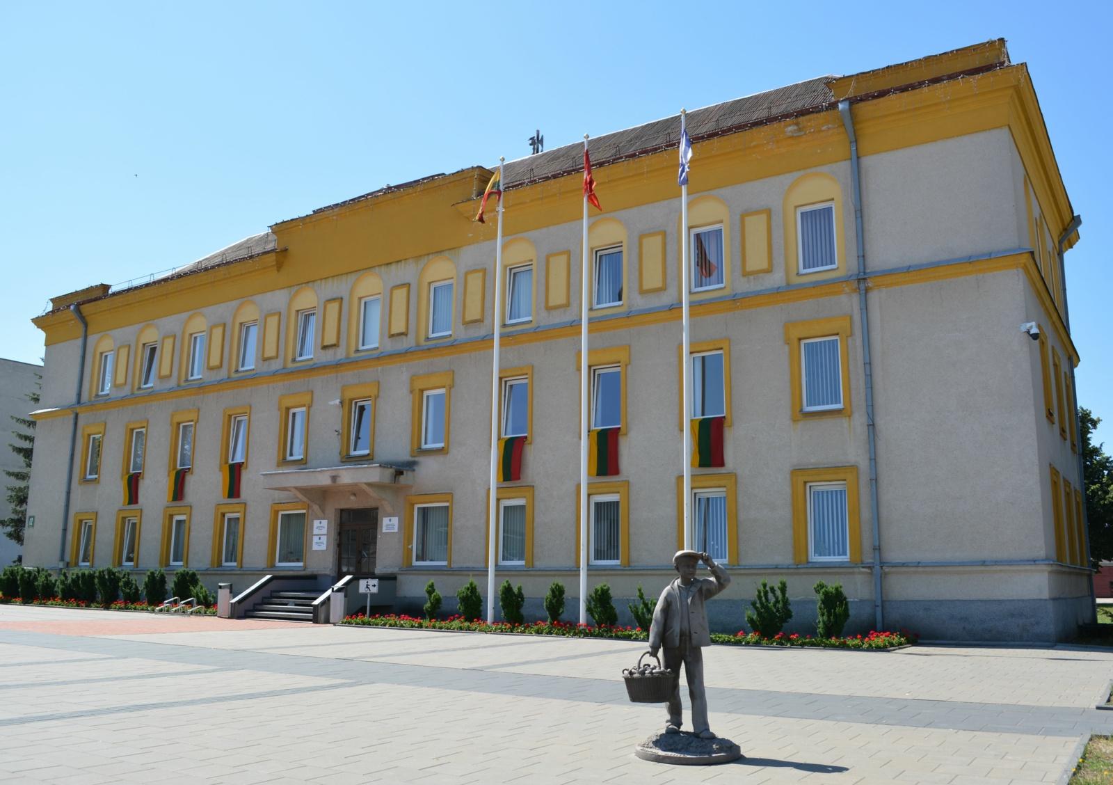 VTEK svarstys Varėnos rajono savivaldybės tarybos narių – G. Kanaukos ir V. Bučinsko – elgesį