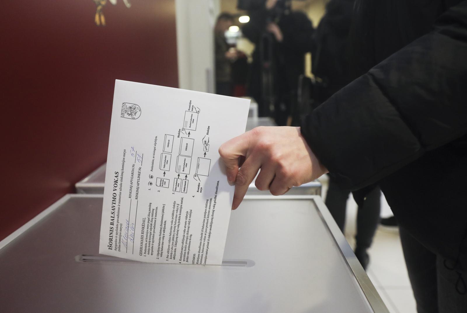 Ar visi piliečiai supranta laisvų rinkimų reikšmę?