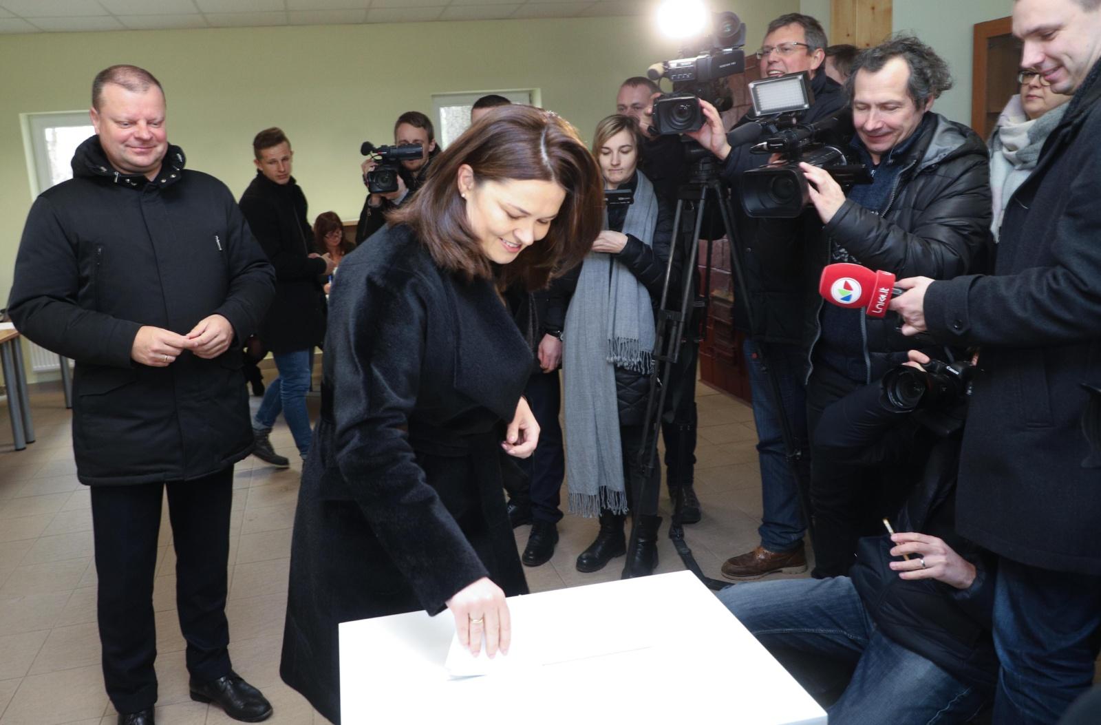 S. Skvernelis: savivaldos rinkimai - būdas patikrinti, kaip vertinama centrinė valdžia