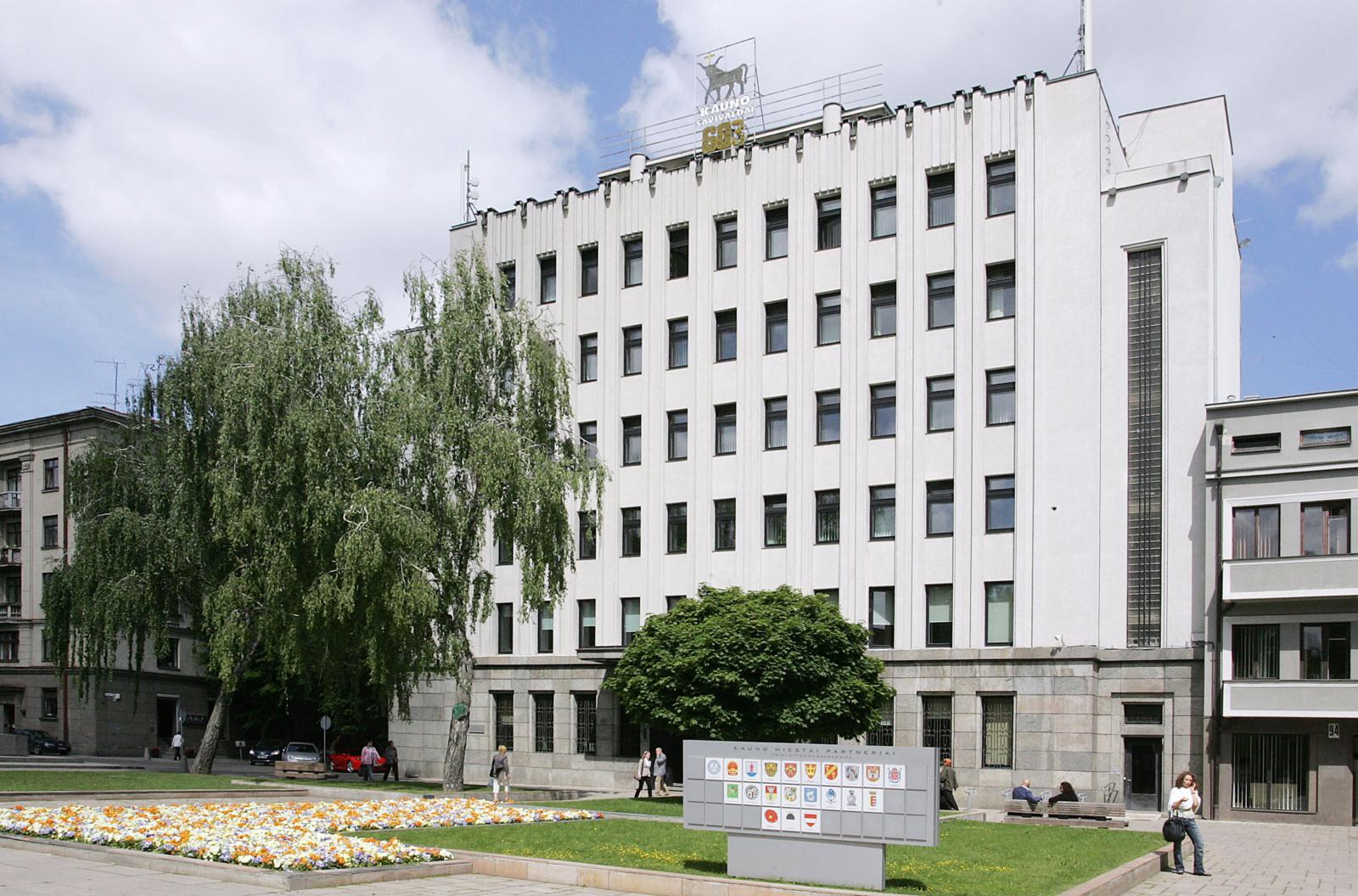 Kauno miesto taryba priėmė sprendimą dėl galimybės keisti savivaldybės teritorijos ribas