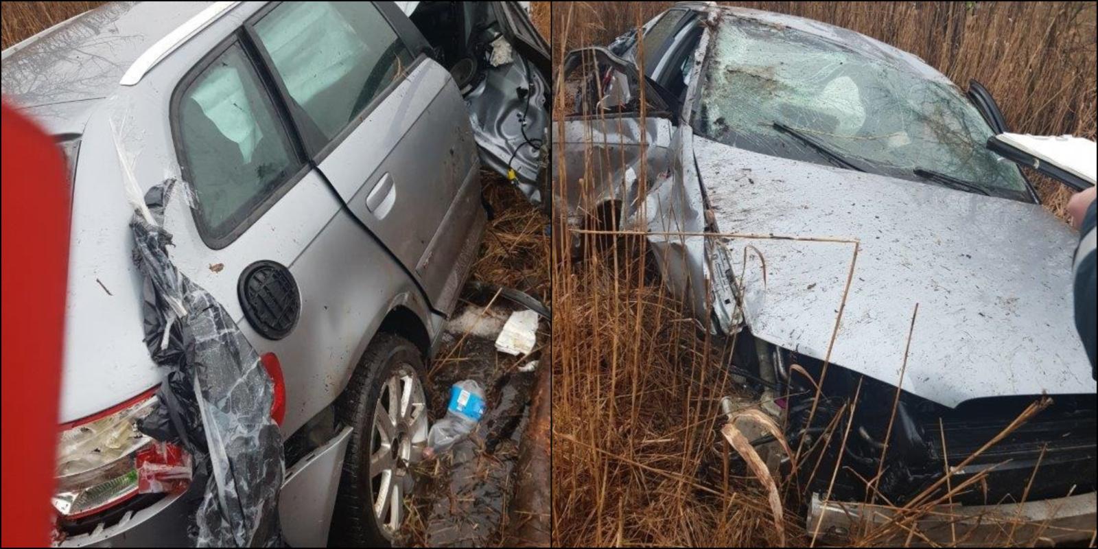 Širvintų rajone per automobilio avariją nukentėjo penki žmonės (papildyta)
